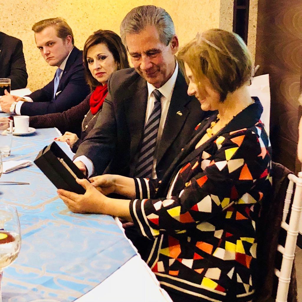 delegación embajada suecia, amio ingenieros, Plan Director León Municipio Humano Inteligente, 7