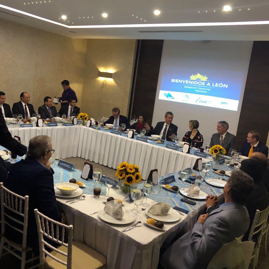 delegación embajada suecia, amio ingenieros, Plan Director León Municipio Humano Inteligente, 8