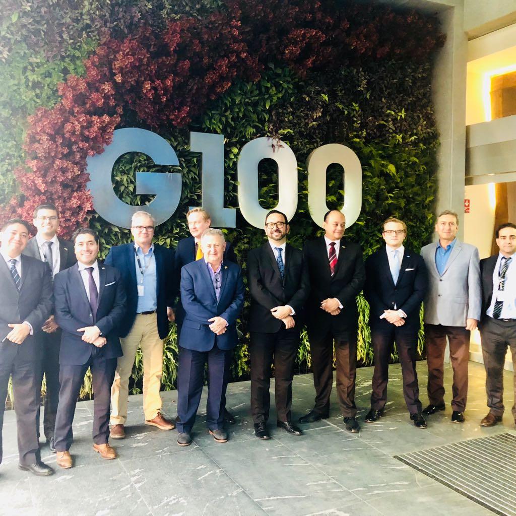 delegación embajada suecia, amio ingenieros, Plan Director León Municipio Humano Inteligente, 9