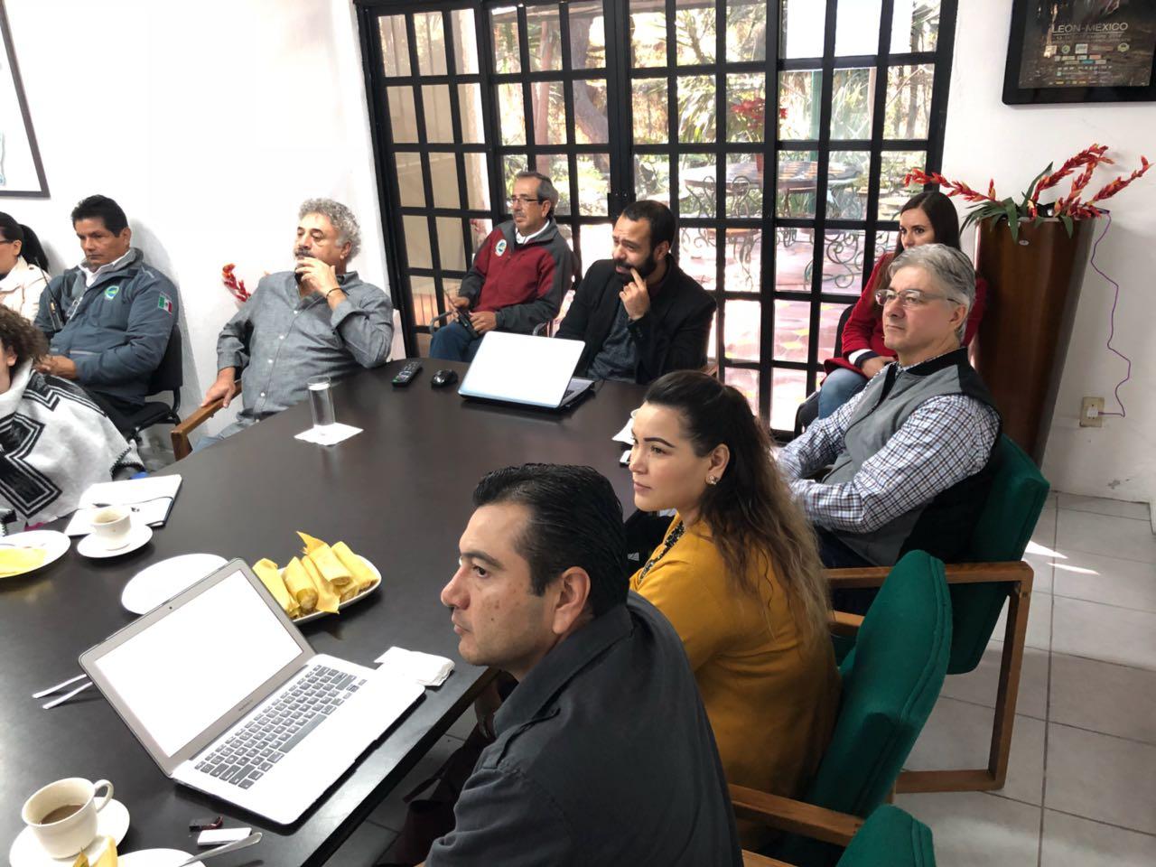delegación tijuana, amio ingenieros, Plan Director León Municipio Humano Inteligente, 11