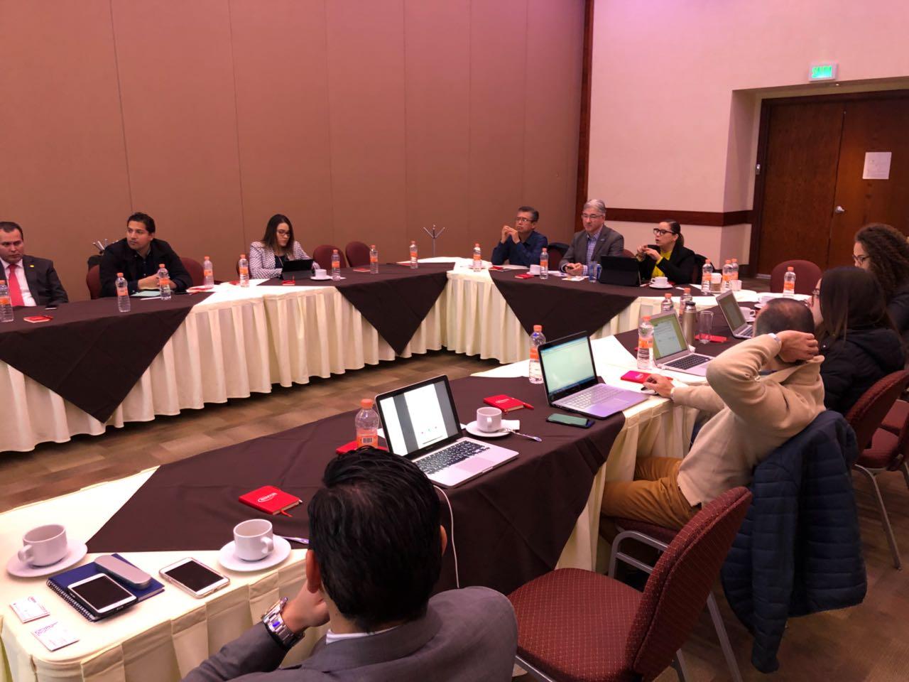 delegación tijuana, amio ingenieros, Plan Director León Municipio Humano Inteligente, 15