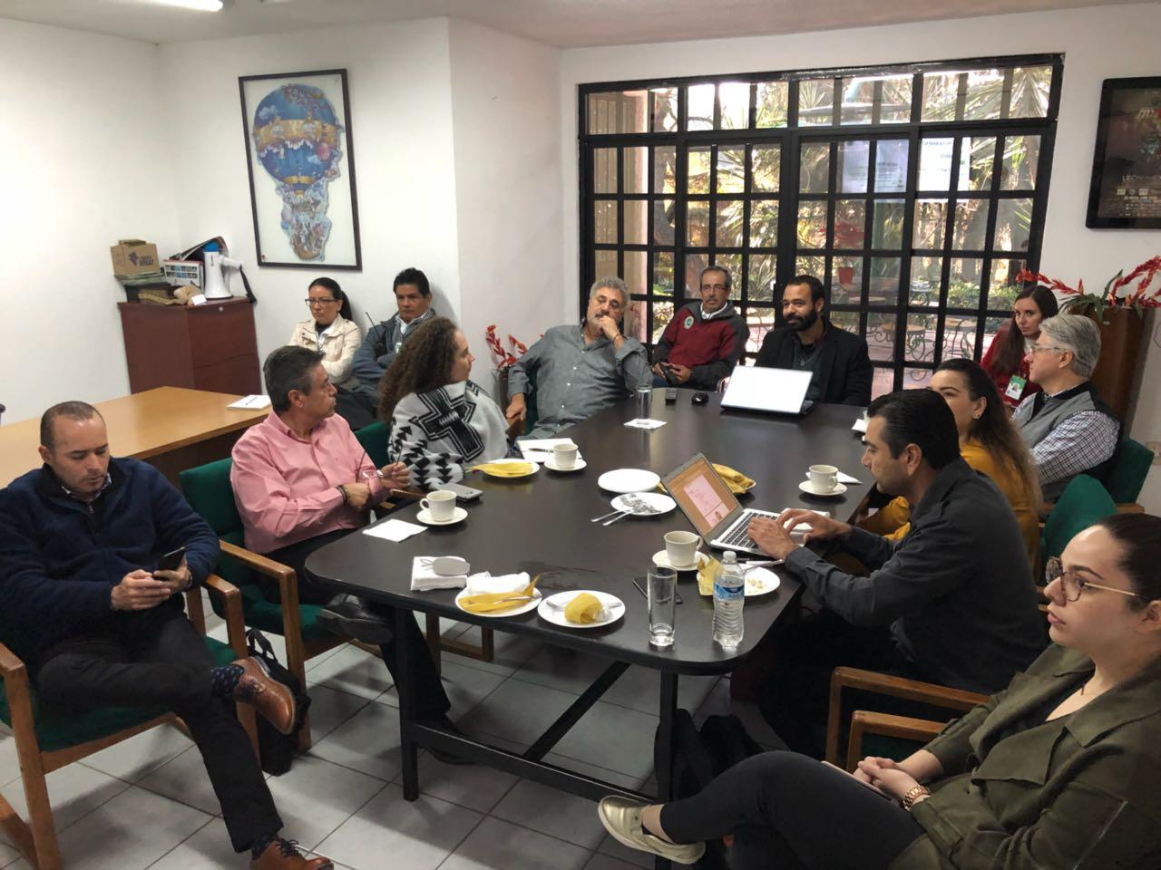 delegación tijuana, amio ingenieros, Plan Director León Municipio Humano Inteligente, 17