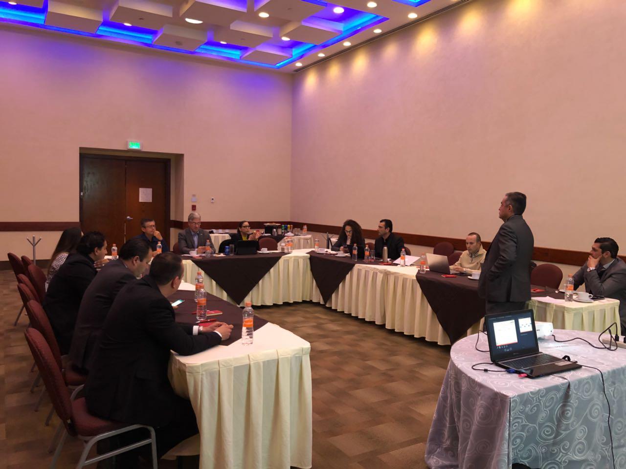 delegación tijuana, amio ingenieros, Plan Director León Municipio Humano Inteligente, 2