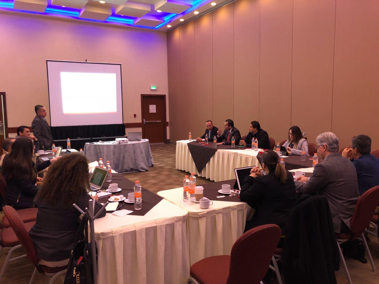 delegación tijuana, amio ingenieros, Plan Director León Municipio Humano Inteligente, 4