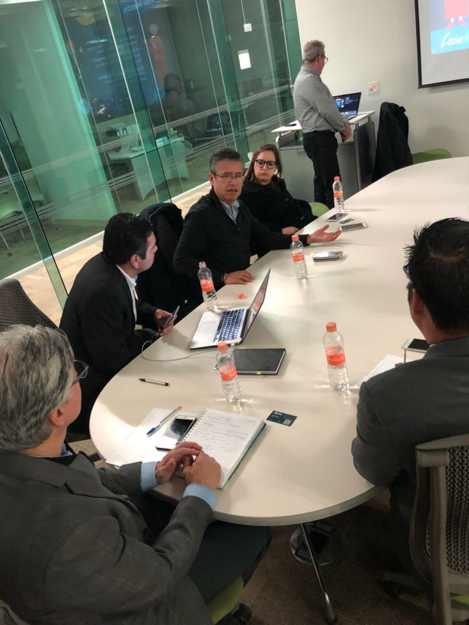delegación tijuana, amio ingenieros, Plan Director León Municipio Humano Inteligente, 5