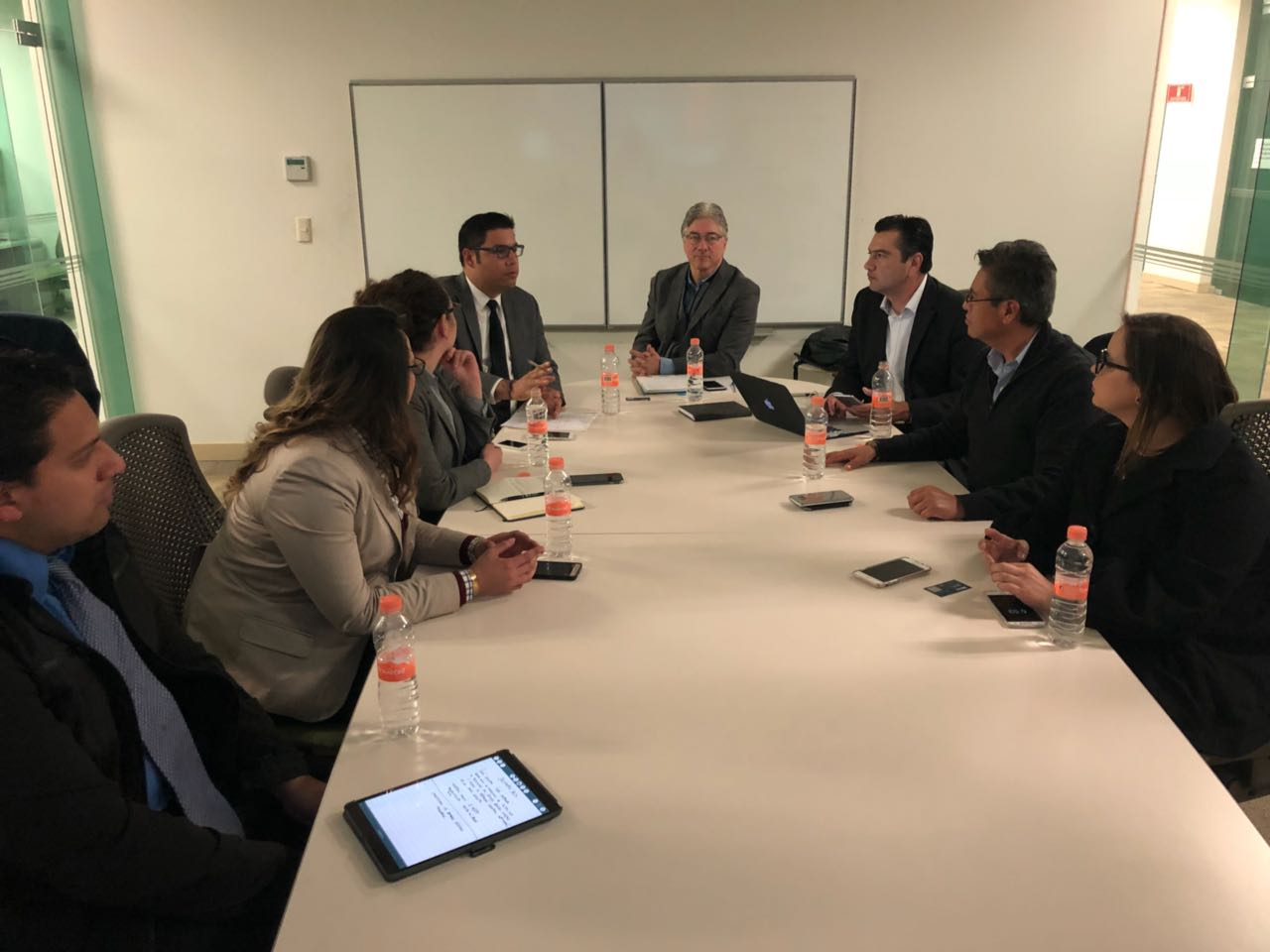 delegación tijuana, amio ingenieros, Plan Director León Municipio Humano Inteligente, 6