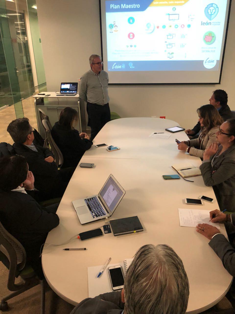 delegación tijuana, amio ingenieros, Plan Director León Municipio Humano Inteligente, 7