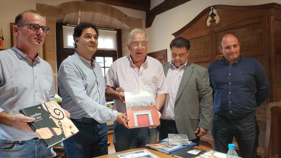 Visita Delegación San Miguel de Allende, México a Santillana del Mar, AMIO, Destino turistico Inteligente, gran plan 2040, sma, mexico, 2