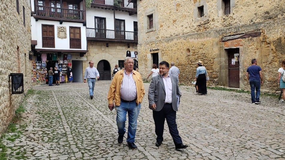 Visita Delegación San Miguel de Allende, México a Santillana del Mar, AMIO, Destino turistico Inteligente, gran plan 2040, sma, mexico, 3