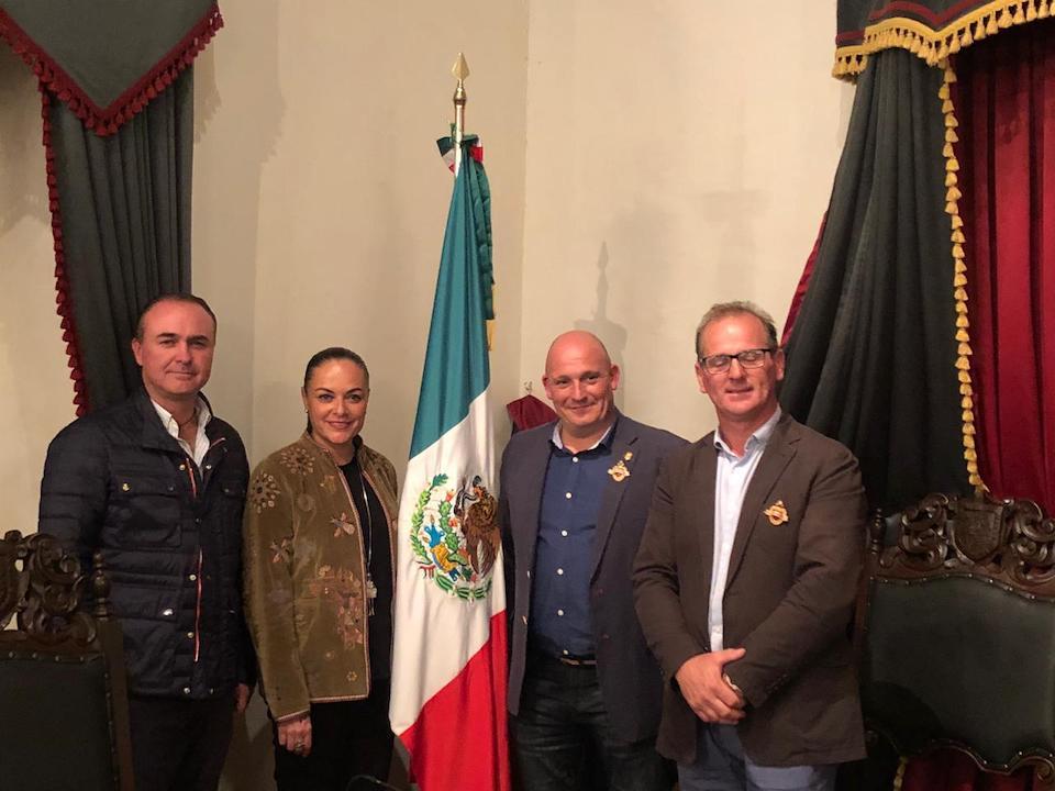 visita Mexico 2, santillana del mar, san miguel de allende, amio ingenieros, dti.