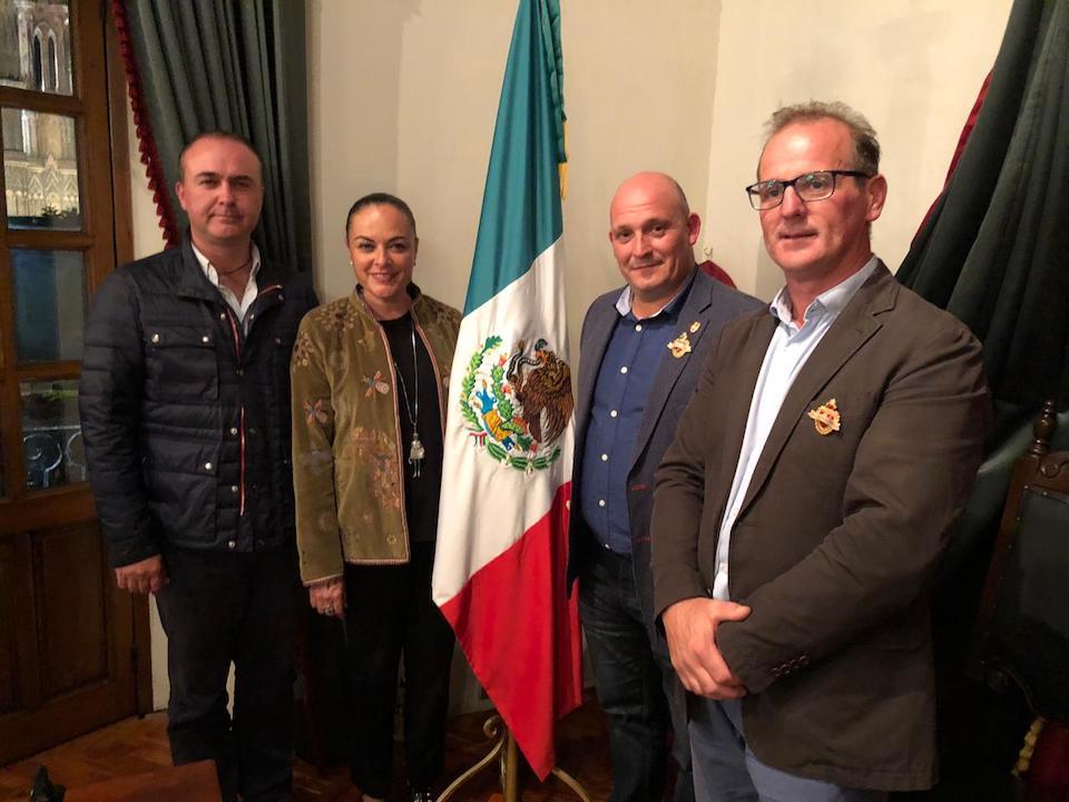 visita Mexico , santillana del mar, san miguel de allende, amio ingenieros, dti