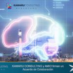 KAWARU CONSULTING y AMIO firman un Acuerdo de Colaboracion, municipios inteligentes, ciudades inteligentes, amio, kawaru, participacion ciudadana, TIC, dti, ciudades inteligentes, 2